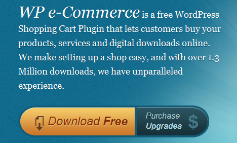 WordPress Ecommerce a WordPress Shopping Cart Plugin - getShopped.org