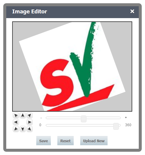 jQuery Image Editor
