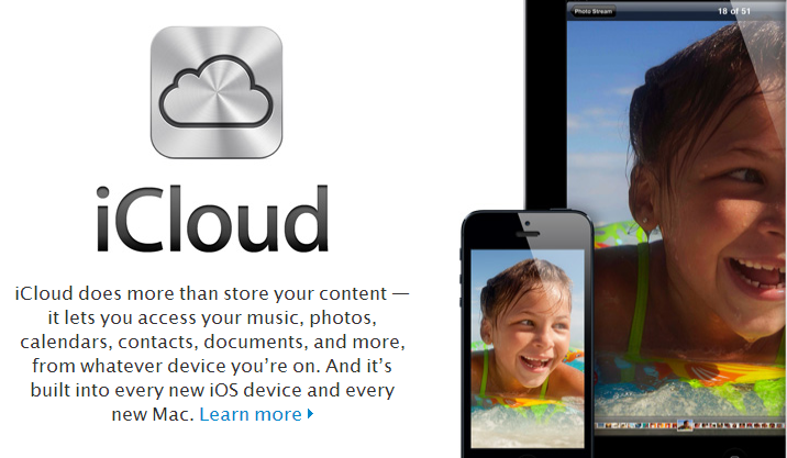 Apple - iCloud - Your content. On all your devices