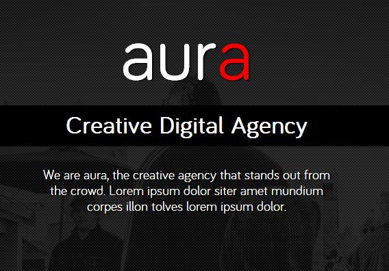 Aura v3.0 by Designova - Responsive Bootstrap HTML5