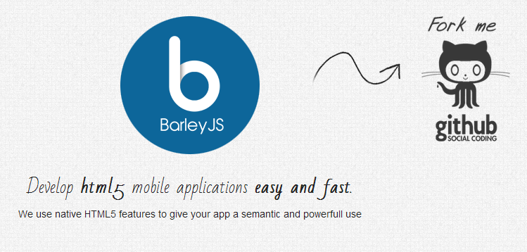 BarleyJS.com - The lightest Html5 mobile framework