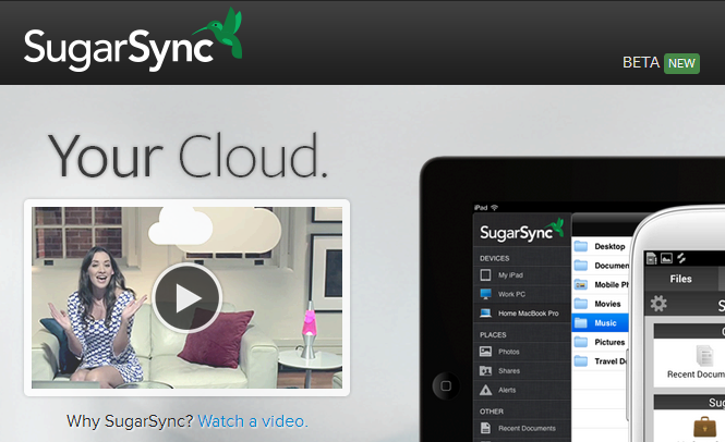 File Sync & Online Backup - Access and File Sharing from Any Device - SugarSync - Your Cloud