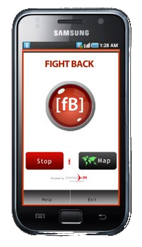 FightBack Mobile Application SOS