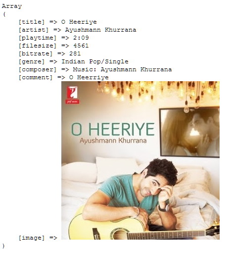 MP3 MetaData